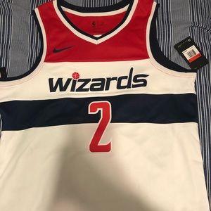NWT Washington Wizards #2 John Wall Jersey